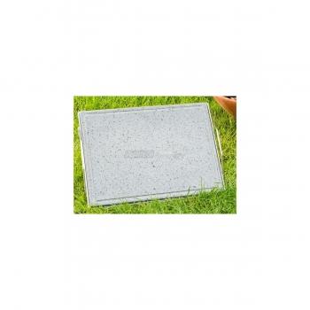Pietra lavica cm 60x40 con supporto - Cucinare con la pietra lavica ...