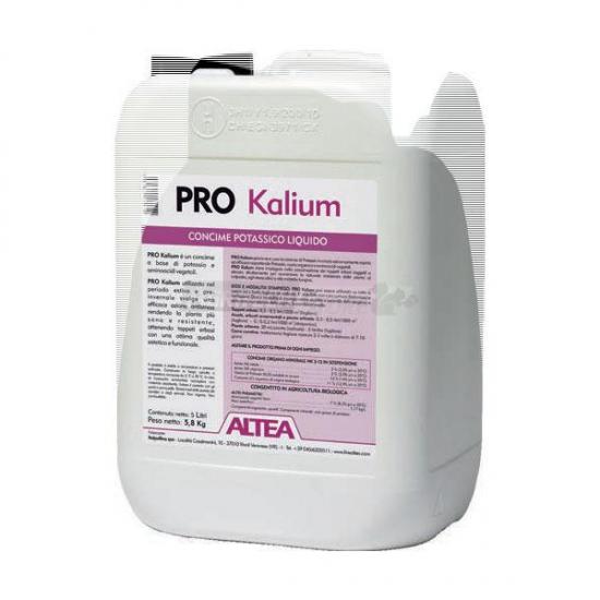 Pro Kalium Integratore Fogliare Concime Potassico Liquido