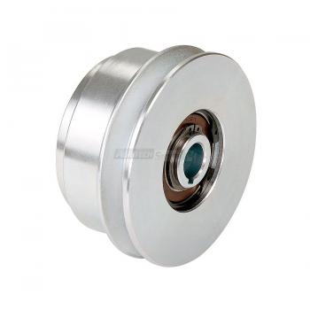 Puleggia a frizione centrifuga Ø 120-130-140 mm. Gola A-B
