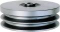 Puleggia a frizione centrifuga Ø 136 mm. Gola A