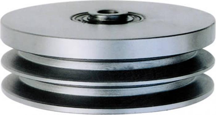 Puleggia a frizione centrifuga Ø 140 mm. Gola A