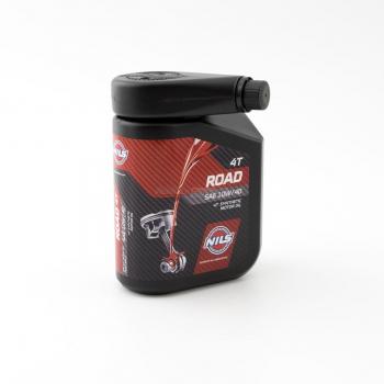 ROAD SAE 10W/40 olio sintetico per motori a 4 tempi - 1 litro