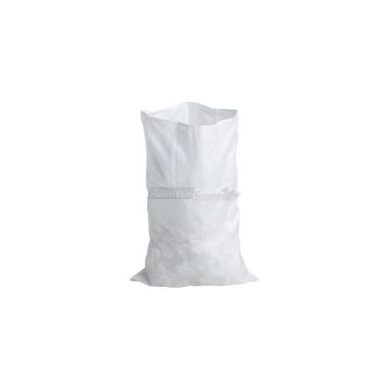 Sacco In Polypropylene G 85mq Cm 30x50 Bianco