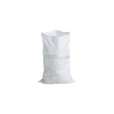 Sacco in polypropylene g 85/mq cm 30x50 bianco