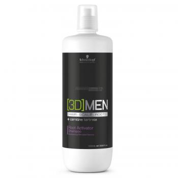 Schwarzkopf [3D]MENSION Care - Shampoo Attivatore