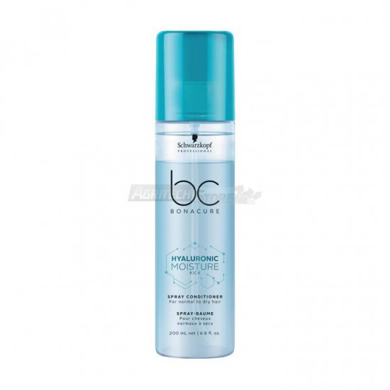 Schwarzkopf Bc Bonacure Bc Hyaluronic Moisture Kick Spray Conditioner
