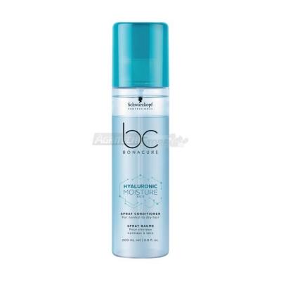 Schwarzkopf BC Bonacure - BC Hyaluronic Moisture Kick - Spray Conditioner 200ml