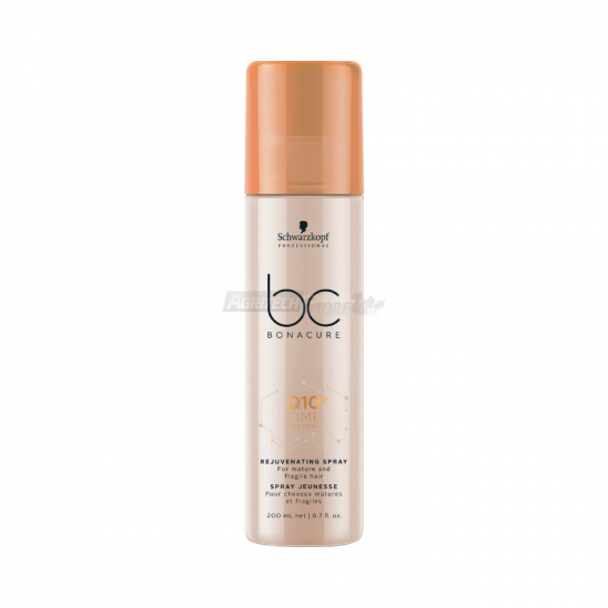 Schwarzkopf Bc Q10 Time Restore Spray Conditioner 200ml