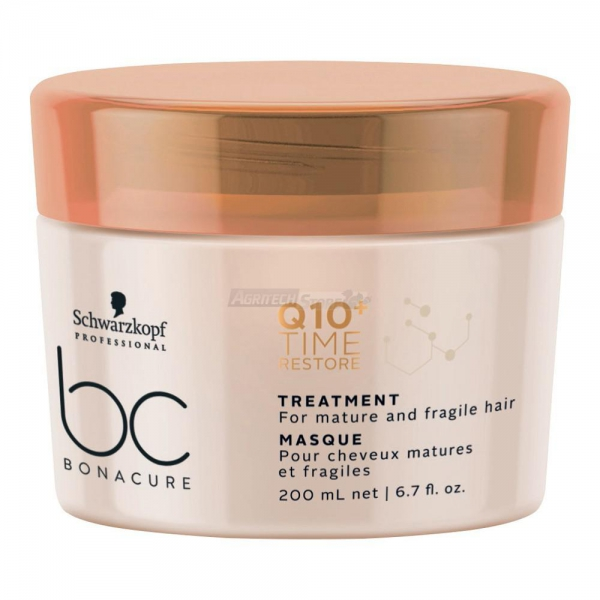 Schwarzkopf BC Q10 Time Restore - Treatment