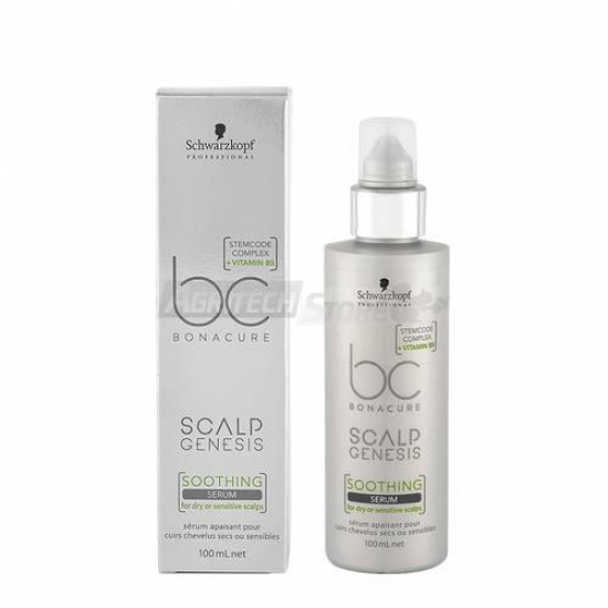 Schwarzkopf Bc Scalp Genesis Soothing Serum 100ml