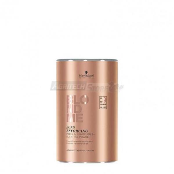 Schwarzkopf Blond Me - Premium Light 9+ - 450gr