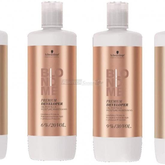 Schwarzkopf Blondme Developer 1000ml