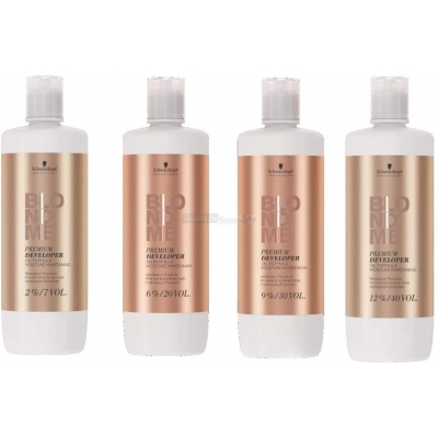 Schwarzkopf BlondMe - Developer 1000ml