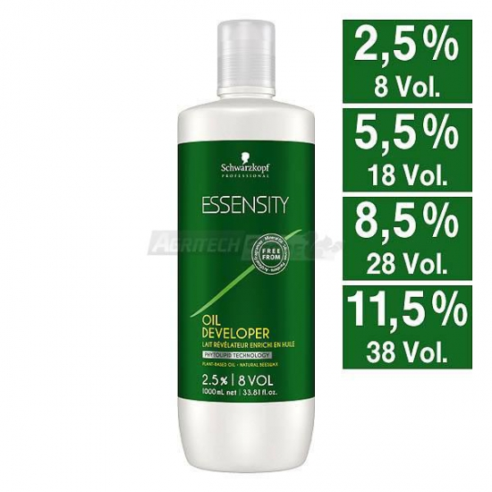 Schwarzkopf Essensity Developer 1000ml