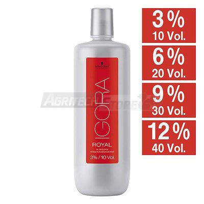 Schwarzkopf Igora Royal Developer - 1000ml