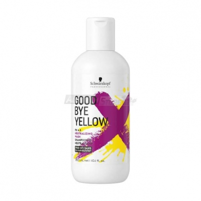 Schwarzkopf Igora Goodbye Yellow - Shampoo