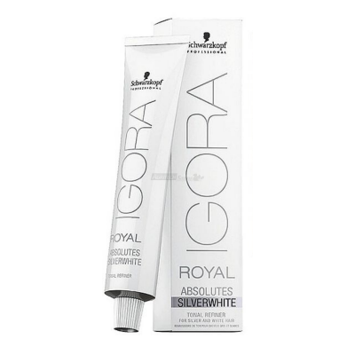 Schwarzkopf Igora Royal - Absolutes Silverwhite 60ml