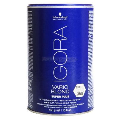 Schwarzkopf Igora Vario Blond - Plus Blu 450gr