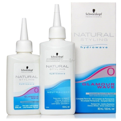 Schwarzkopf Natural Styling - Glamour Kit 0