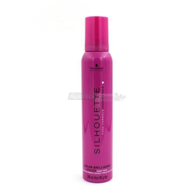 Schwarzkopf SILH Color Mousse - 200ml