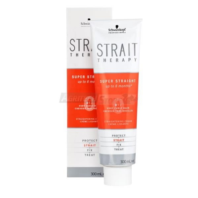 Schwarzkopf Strait Therapy - Crema Stirante 0 - 300ml