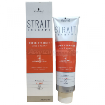 Schwarzkopf Strait Therapy - Crema Stirante 1 - 300ml