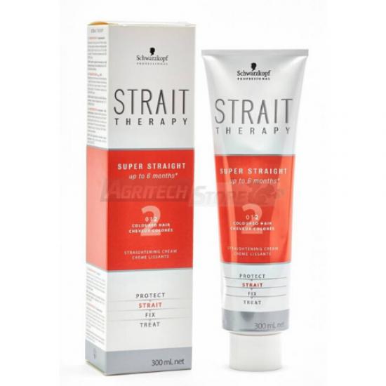 Schwarzkopf Strait Therapy Crema Stirante 2 300ml