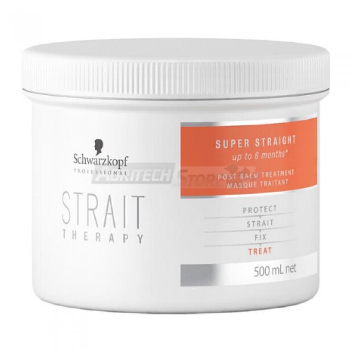 Schwarzkopf Strait Therapy - Trattamento 500ml