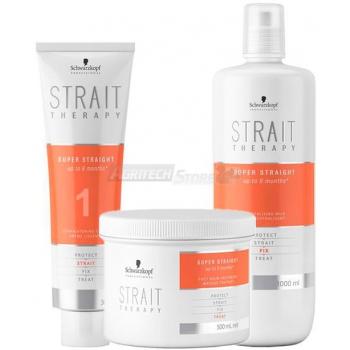 Schwarzkopf Strait Therapy Kit 1