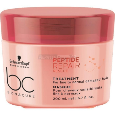 Schwarzkopf BC Peptide Repair Rescue - Treatment