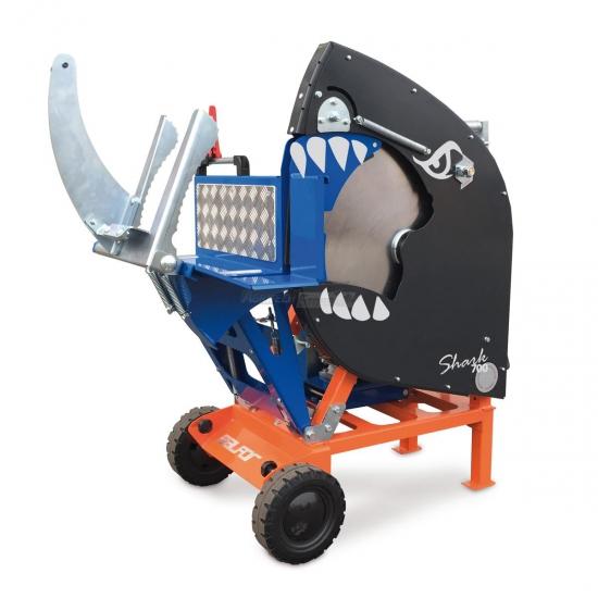 Offerte pazze Comparatore prezzi  Sega Circolare Shark 700 Sb Road Versione Trainata Benzina  il miglior prezzo