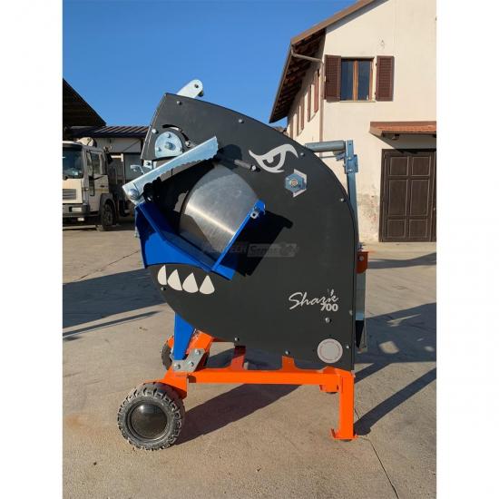 Offerte pazze Comparatore prezzi  Sega Circolare Shark 750 Sb Road Versione Trainata Benzina  il miglior prezzo