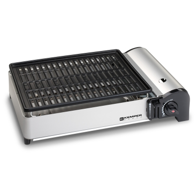 Smart Barbecue Plancha Portatile a gas