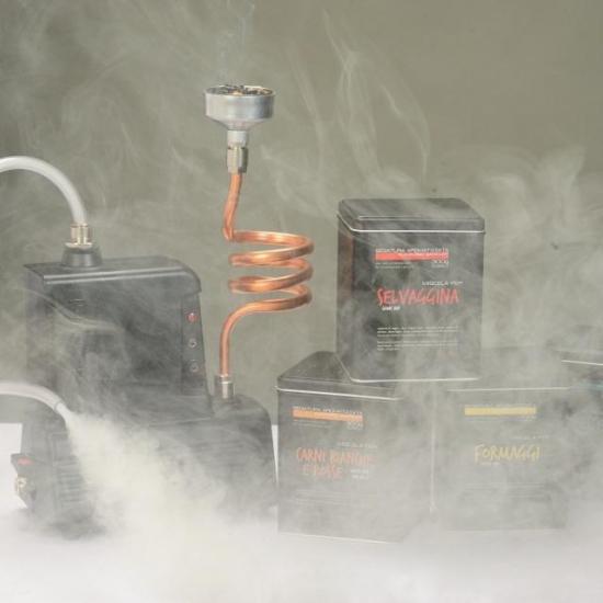 Offerte pazze Comparatore prezzi  Smoky Affumicatore A Freddo Professionale  il miglior prezzo