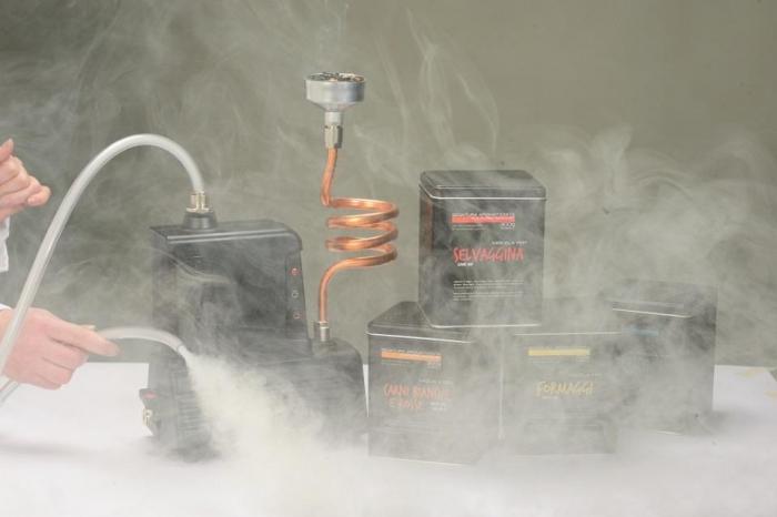 Smoky Affumicatore a Freddo Professionale