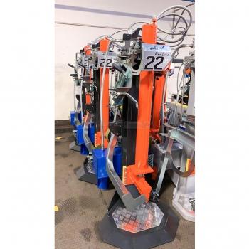 Spaccalegna PRO22BIG C+ET 22 Tonnellate con motore elettrico Trifase e Cardano