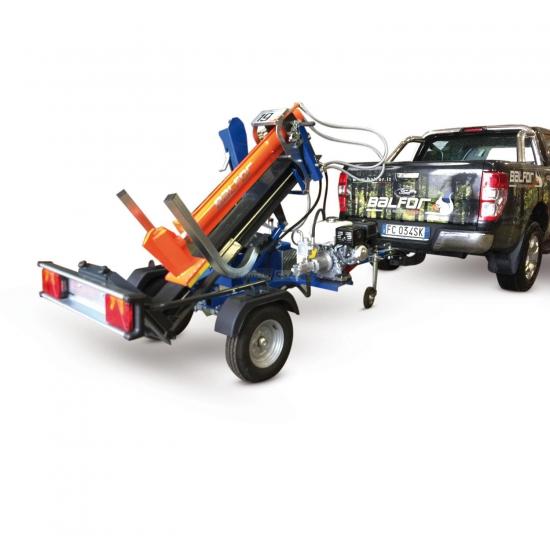 Spaccalegna Pro22big Sb Road Omologata 22 Tonnellate Benzina