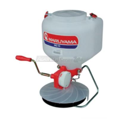 Spargigranuli centrifugo manuale MARUYAMA MG10