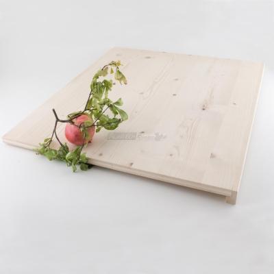 Tagliere rettangolare da impasto in Legno di Abete cm. 80x60