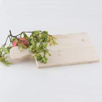 Tagliere rettangolare in Legno di Abete cm. 20x27