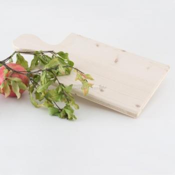 Tagliere rettangolare in Legno di Abete cm. 20x30