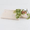 Tagliere rettangolare in Legno di Abete cm. 20x37
