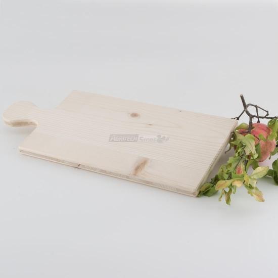 Tagliere Rettangolare In Legno Di Abete Cm 30x37