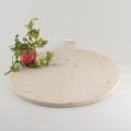 Tagliere tondo in Legno di Abete diametro cm. 50