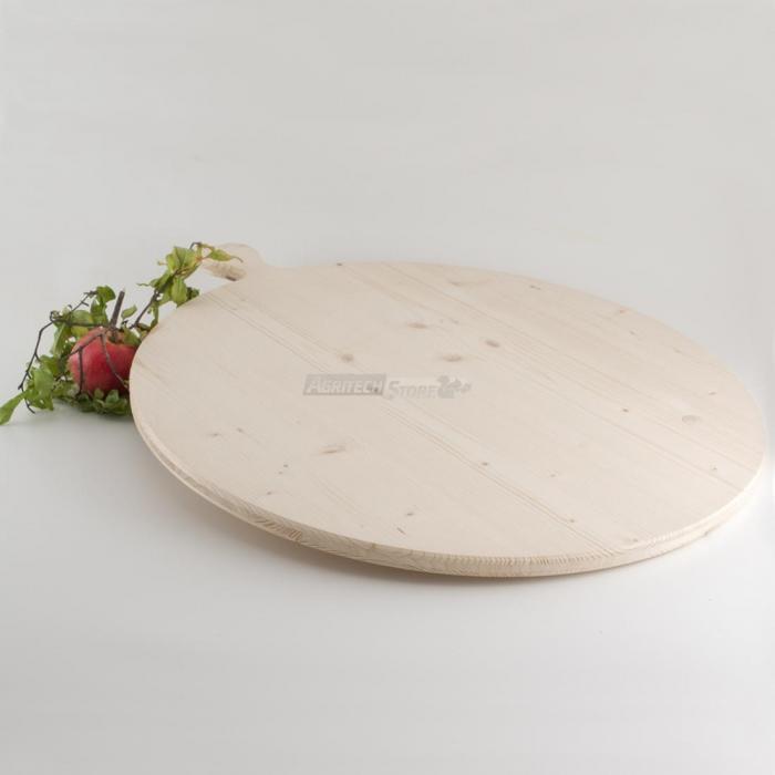 Tagliere tondo in Legno di Abete diametro cm. 60