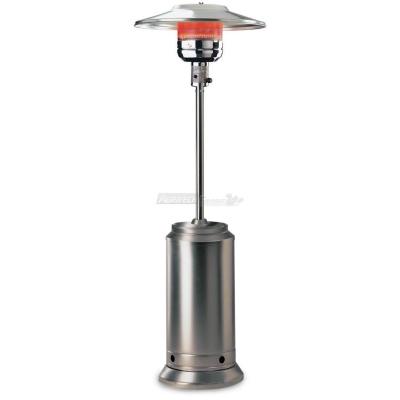 Termofungo Soleado a raggi infrarossi in Acciaio Inox