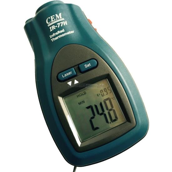 Termometro Laser Infrarosso Ck77l
