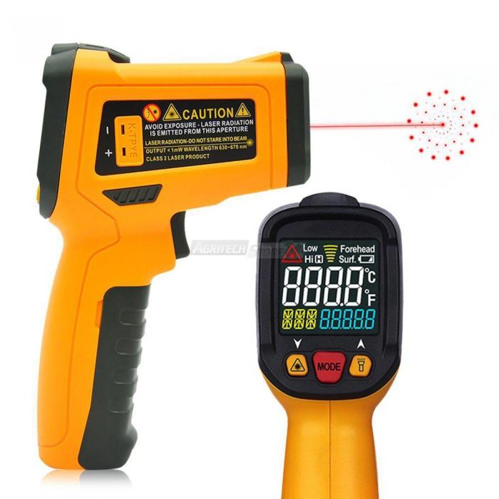 Termometro Laser infrarosso VT11D