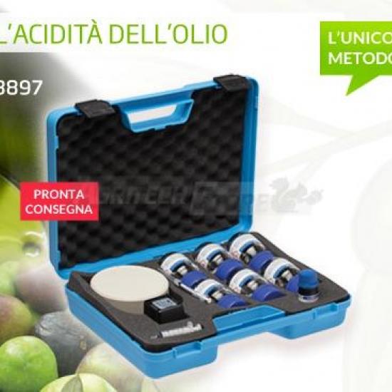 Test Kit Per Lacidità Dellolio Extravergine Di Oliva Hi3873