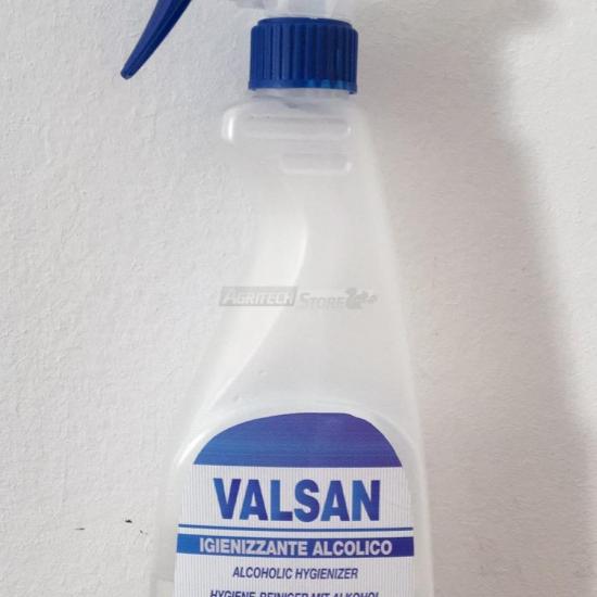 Valsan Igienizzante Alcolico In Flacone Da 750 Ml